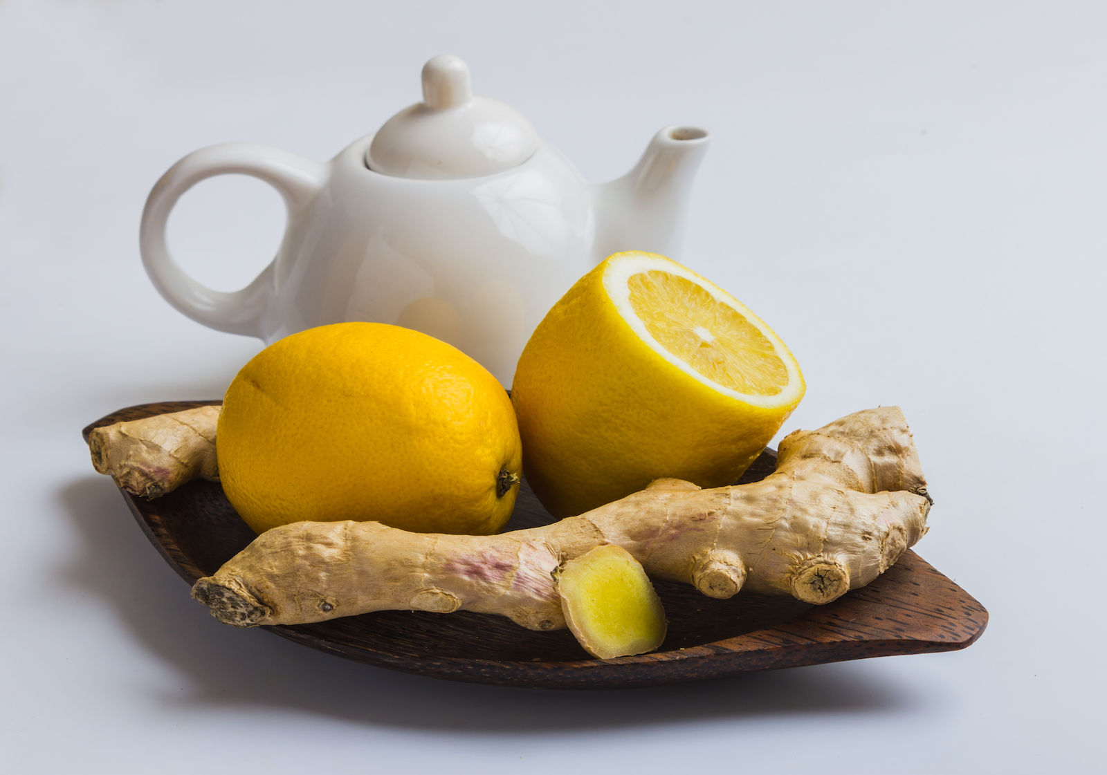 Lemon and Ginger | 5 Best Detox Tea Brands (And Why People Love Them!)