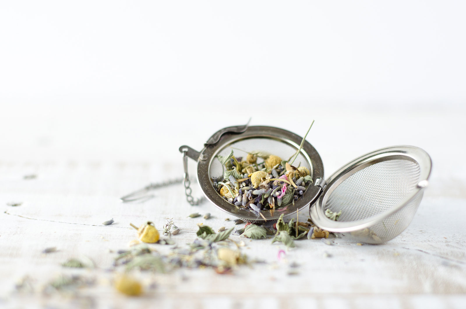 Tea Strainer | Is There A Benefit To Drinking Organic Tea vs. Regular Tea?