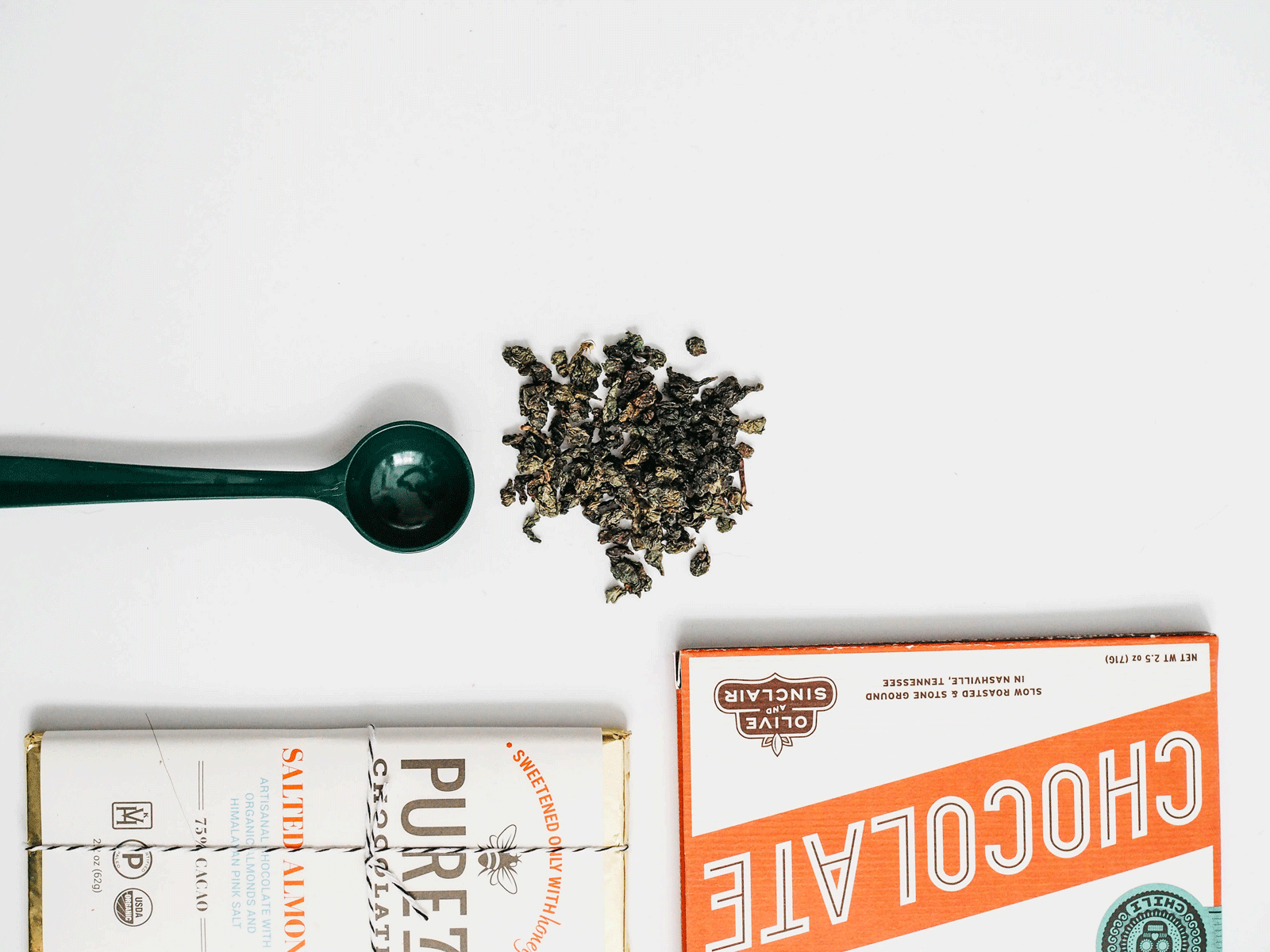 Tea Leaves and Spoon | 10 Tea Gift Ideas, Perfect For Anyone Who Loves Tea