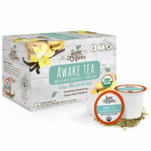 Super Organics Awake Black Tea