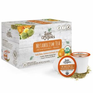 Super Organics Metabolism Oolong Tea