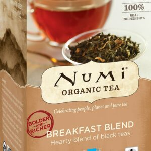 Numi Organic Tea Breakfast Blend - Black Tea