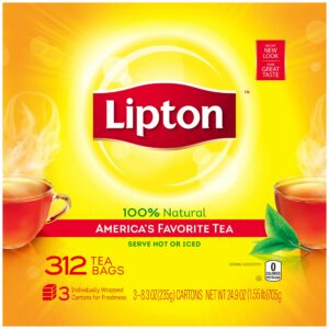 Lipton Black Tea Bags