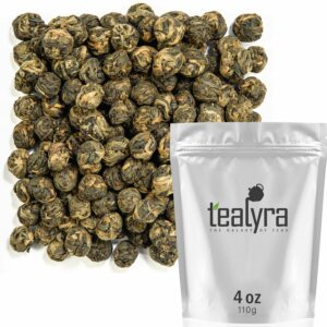 Tealyra Black Dragon Pearls - Yunnan Special Black Tea