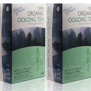 Prince of Peace Organic Oolong Tea