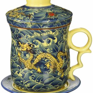 Moyishi Chinese Teaware - Black Dragon