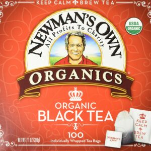 Newman's Own Organic Black Tea