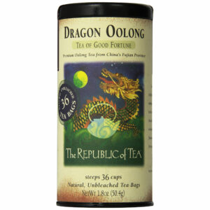 The Republic of Tea - Dragon Oolong Tea