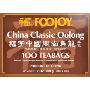 Foojoy China Classic Oolong Tea