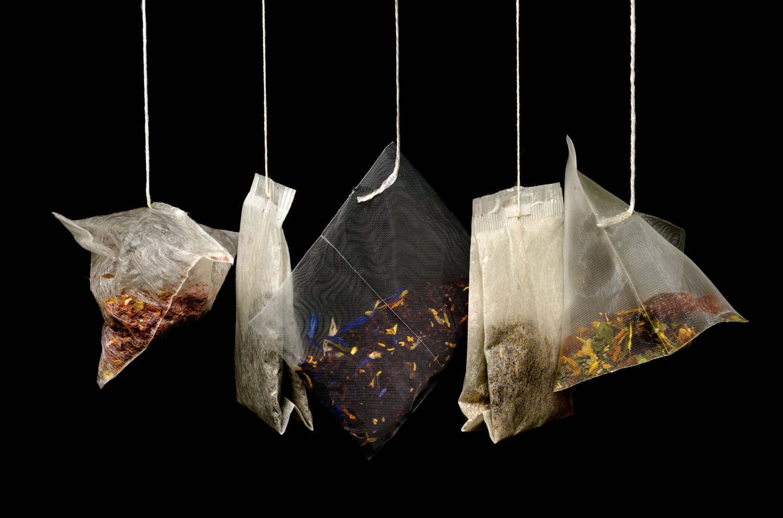 Bagged Tea | Is Loose Leaf Tea Better For You Than Bagged Tea?