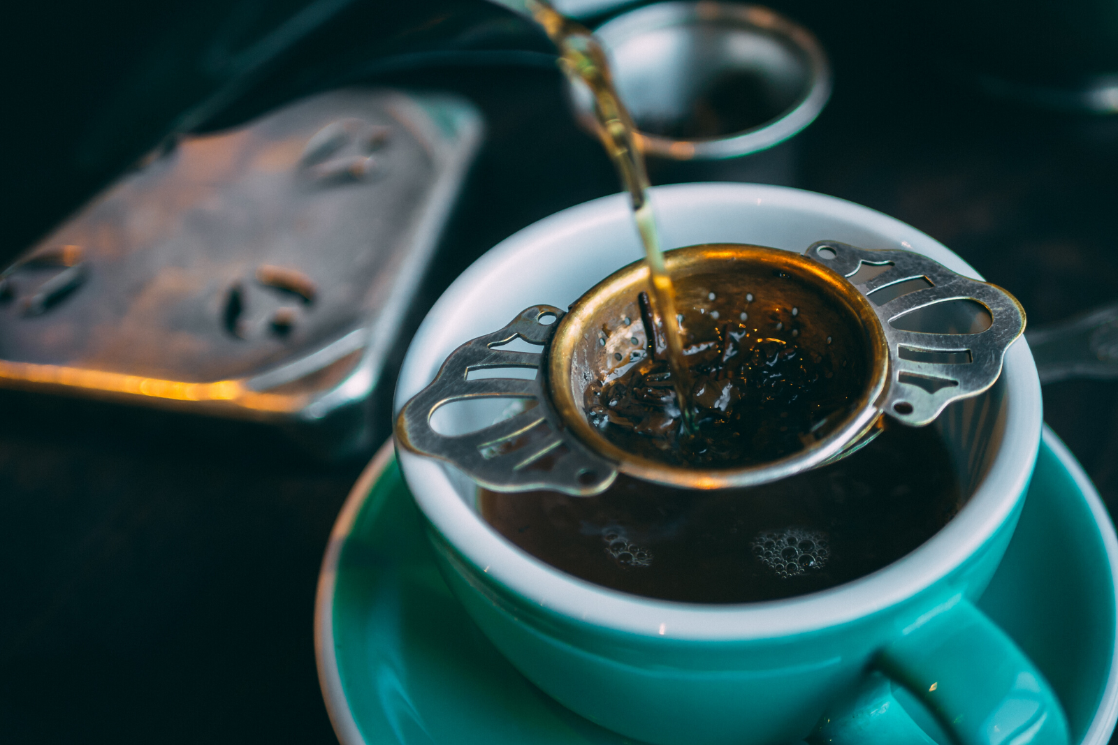 Tea Cup With Strainer | How to Brew Loose Leaf Tea: Everything You Need To Know