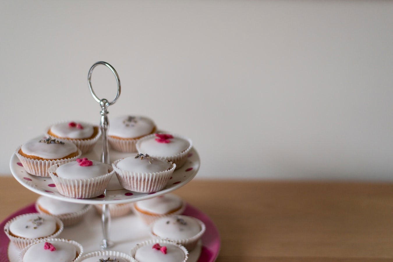 Cupcake Stand | How To Throw The Perfect High Tea Party This Spring