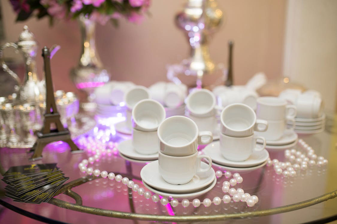 Tea Cups | How To Throw The Perfect High Tea Party This Spring