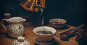 Pouring Tea in Tea Cup | Tea Brewing Mistakes: 9 Ways You're Ruining Your Cup Of Tea