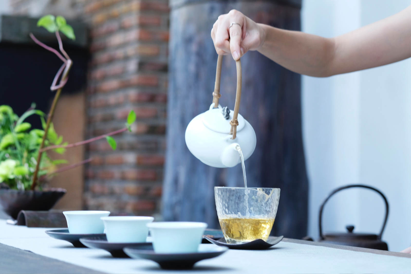 Pouring Tea on Tea Cup | Tea For Every Mood: Can Tea Affect Your State Of Mind?