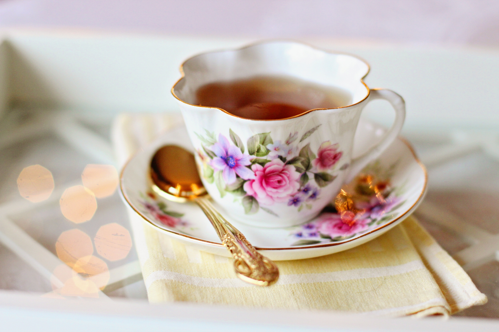 Tea Cup | Enjoy The Perfect Cup: How To Brew Tea The Right Way