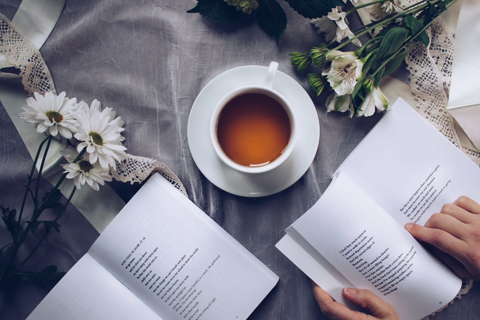 Tea and Books | What Are The Proven Benefits of Chamomile Tea?